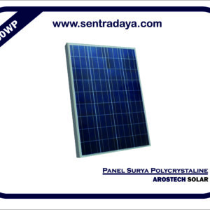 PANEL SURYA POLYCRYSTALIN 50WP | JUAL SOLARCELL 50WP MURAH