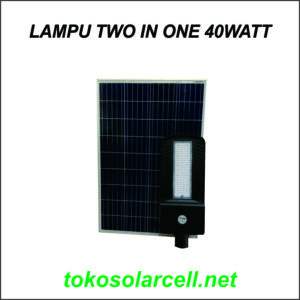 LAMPU TWO IN ONE 40WATT