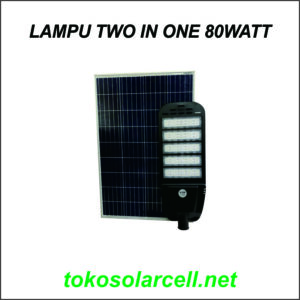 LAMPU TWO IN ONE 80WATT