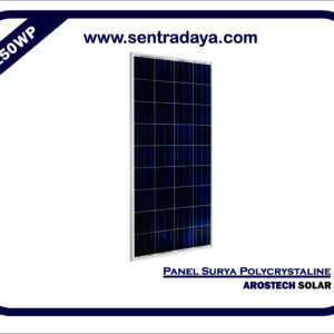 PANEL SURYA POLYCRYSTALIN 150WP | SOLAR PANEL 150WP BERGARANSI