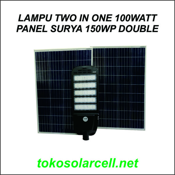 LAMPU TWO IN ONE 100WATT