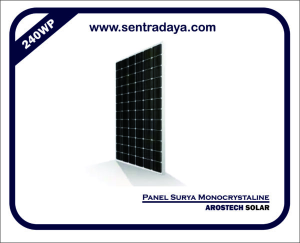 PANEL SURYA 250WP POLYCRYSTALIN | JUAL PANEL SURYA MURAH